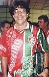 O tricolor Ivan Lins