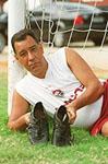 Emílio Aguiar, o inesquecível Ximbica
